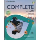 Complete Key for Schools Revised Exam from 2020 - Student's Book + Workbook + Online Practice + Audio Download WITHOUT answers