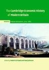The Cambridge economic history of modern Britain, 3 vols. set
