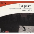 La peste (Audiolivre) 1CD Mp3