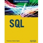 SQL. Manual imprescindible