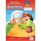 Succeed in Cambridge English STARTERS - Student's Edition with CD & Answers Key - 2018 Format: 8 Practice Tests (Cambridge English YLE)