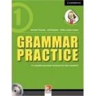 Grammar Practice 1 with CD-ROM: A Complete Grammar Workout for Teen Students