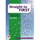 Straight to First Student's Book Pack without Answers