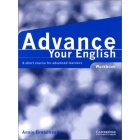 Advance Your English Workbook