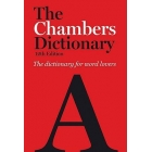 The Chambers Dictionary 12th Edition