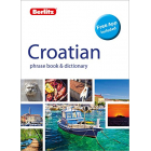 Berlitz Phrase Book & Dictionary Croatian( Bilingual dictionary)