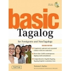 Basic Tagalog for Foreigners and Non-Tagalogs + CD Audio