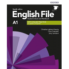 English File 4th edition - Beginner - Student's Book + Workbook with Key Pack