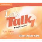 Let's Talk  1 Second edition Class Audio CDs