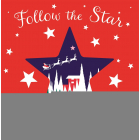 Follow The Star (Pop Up Book)