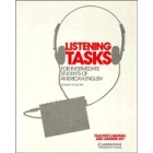 Listening tasks. Intermedaite. Teacher's manual and answers
