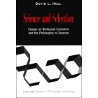 Science and selection (Essays on biological evolution and the philosophy of science)