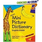 Mini Picture Dictionary Polish - English