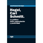 Hegel, Carl Smitt