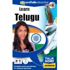 Talk Now: Aprenda Telugu. Nivel elemental CD-ROM