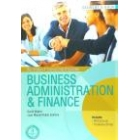 Business Administration & Finance Student's book
