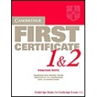 Cambridge Practice Tests for First Certificate 1 & 2 Student's Book