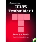IELTS Testbuilder 1 with key and Audio CD