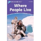 Where people live (Dolphin Readers 4)