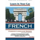 Learn in your car CD's - French - Level 3