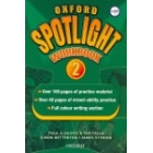 Oxford Spotlight 2 Enhanced Workbook