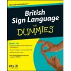 British Sign Language For Dummies + CD-Rom