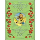 The Wonderful Wizard Of Oz (Barnes & Noble Leatherbound Classic Collection)