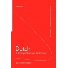 Dutch. A comprehensive grammar