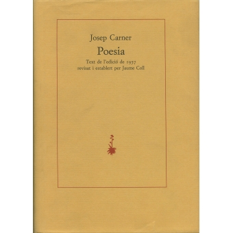 Poesia. Text del 1957. Josep carner