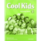 Cool Kids 3. Activity Book Pack with Multi-Rom
