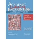 Academic Listening Encounters: American Studies. Listening, Note Taking, and Discussion Class Audio CD's