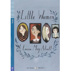 Teen ELI Readers - Little Women + CD - Stage 3 - B1 - Preliminary