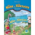 The Hare & the Tortoise Storytime Stage 1 (+ Audio CD) (lectura graduada 2º ciclo primaria)