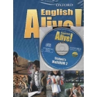 English Alive 2. Student's Book + CD MultiROM