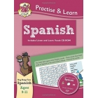 Practise & Learn Spanish Ages 9 -11