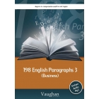 198 English Paragraphs 3 - Business