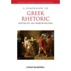A companion to greek rethoric