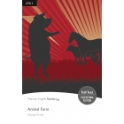 Level 6: Animal Farm (Book with Audio CD) - Full Text (Pearson English Graded Readers)