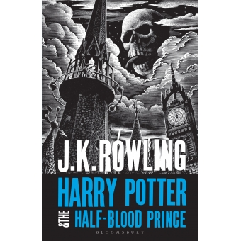 Harry Potter And The Half-Blood Prince Adult Edition (Harry Potter 6)