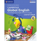 Cambridge global English for Cambridge Primary English as a Second Language. Stage 6. Learner's Book