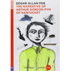 Young Adult ELI Readers LIGHT- The Narrative Or Arthur Gordon Pym Of Nantucket + CD - A1 - Elementary
