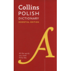 Collins Polish Essential Dictionary: Bestselling bilingual dictionaries (Collins Essential Editions)