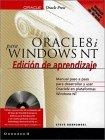 Oracle8i para Windows NT. Edición de aprendizaje