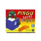 Pingu loves english song book