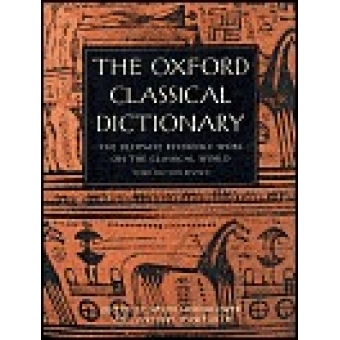 The Oxford Classical Dictionary (3rd.  revised)
