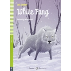 Young ELI Readers - White Fang + Audio-CD - Stage 4 - A2 Flyers