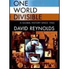 One world divisible (A global history since 1945)