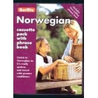 Norwegian  cassette pack with phrase book