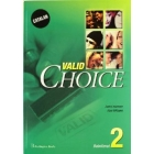 Valid Choice-2.  Student's book (catalan edition)