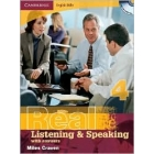 Real Listening & Speaking 4 with answers + Audio CD. Nivel C1 Advanced